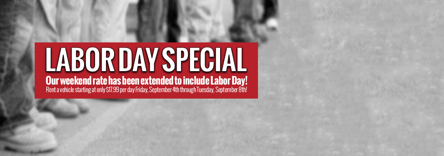 Labor Day Special